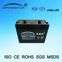 storage battery for solar systems high quality 7-13 2v800ah industrial battery stationary battery 12V charging discharging