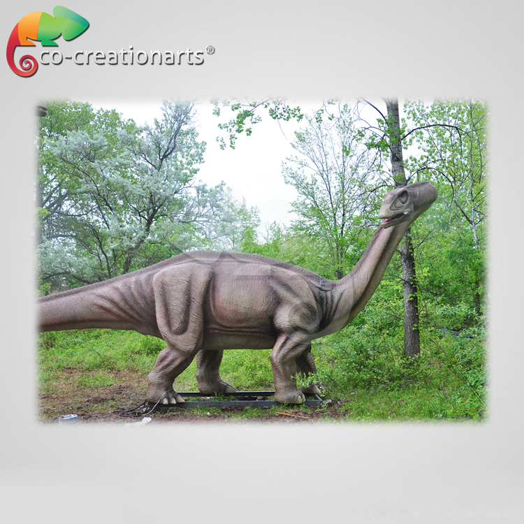 Walking with Giant Inflatable Animatronic Dinosaur for sale