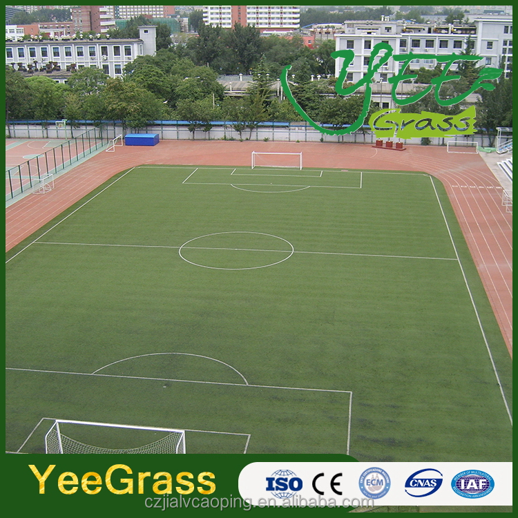 artificial grass for football field new style high quality for school