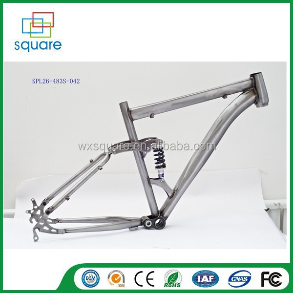 Cheap steel mountain bike frame/bicycle frame