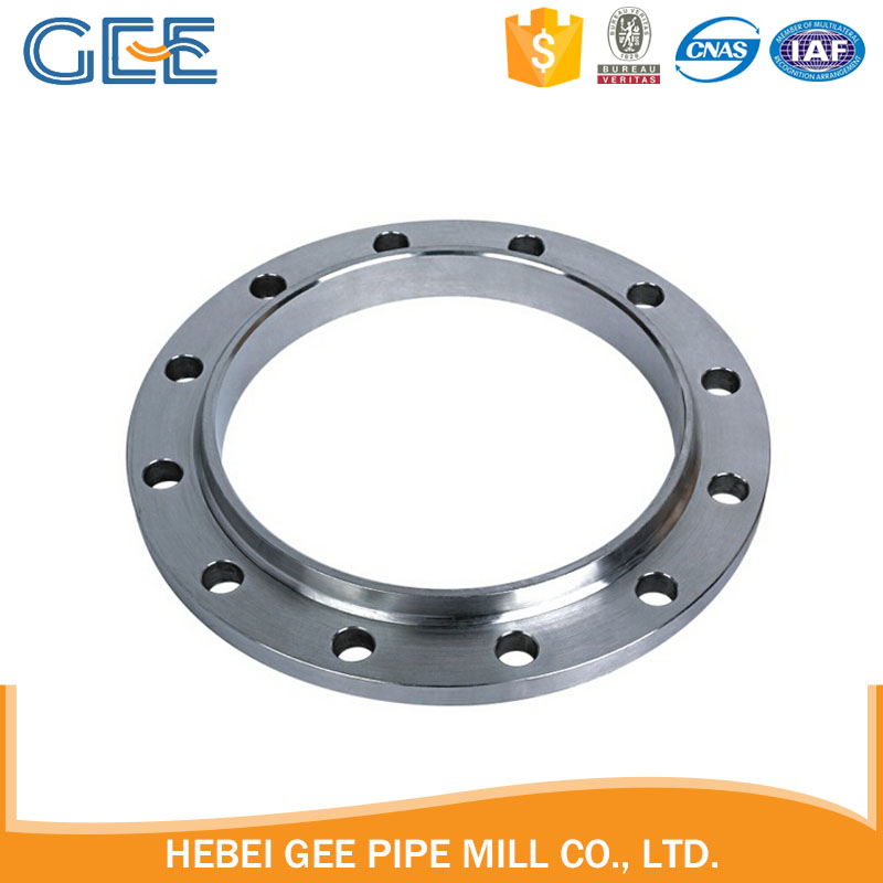 "Standard ansi 3"" 150# slip on raised face flange"