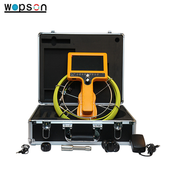 2018 Best Sell Drain inspection Device with video recorder function