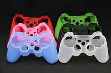 Wholesale Silicone Gel Skin Grip Cover For Silicone Case For ps3 Controller