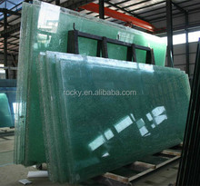 Glass factory in China 6mm-12mm decorative broken glass table as your demand