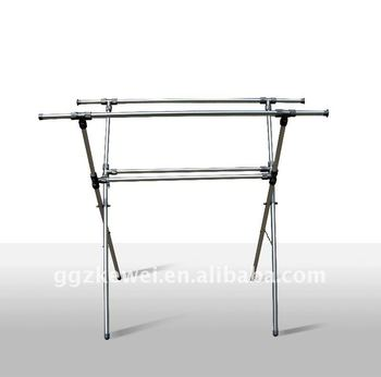 Aluminum Alloy Clothes Laundry Rack