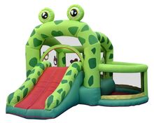 Inflatable Jumping Castle ,Cheap Frozen Bounce House, iumping slide