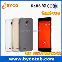original mobile phone made in china Quad Core 4.5' screen Camera 2.0MP+5.0MP three colors for choose