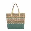 China supplier new products 2016 stripe fabric tote handbags