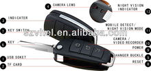 Audi key chain mini dv S820