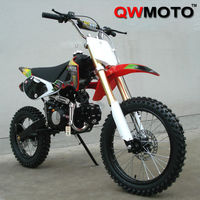 New air cooling 125cc dirt bike