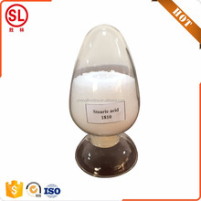 Industrial grade Stearic acid for PVC, Rubber