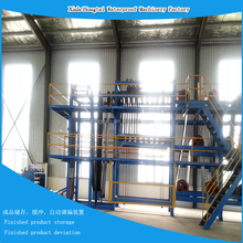 the production line for making waterproof modified bitumen membrane water proof modified bitumen coiled material