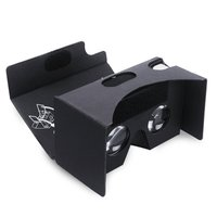 Wholesale custom logo Paper 3D Glasses 3d virtual video vr cardboard 3d glasses