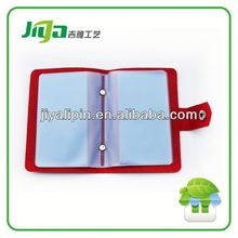 Lovely business card holder with notepad for gifts in China