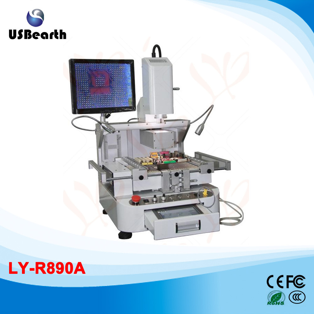 ccd camera bga solder station LY R890A with CCD alignment system