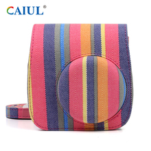 Hot Sale Fujifilm Instax Camera Bag Vintage women single shoulder Bag