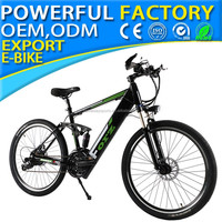 china wholesale lower price 350w fat tire mountain electric bike