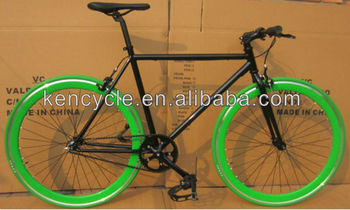 700C adult bike/bicicleta/aluminum/cr-mo/FIXED GEAR BICYCLE RACING BIKE SY-RB70091