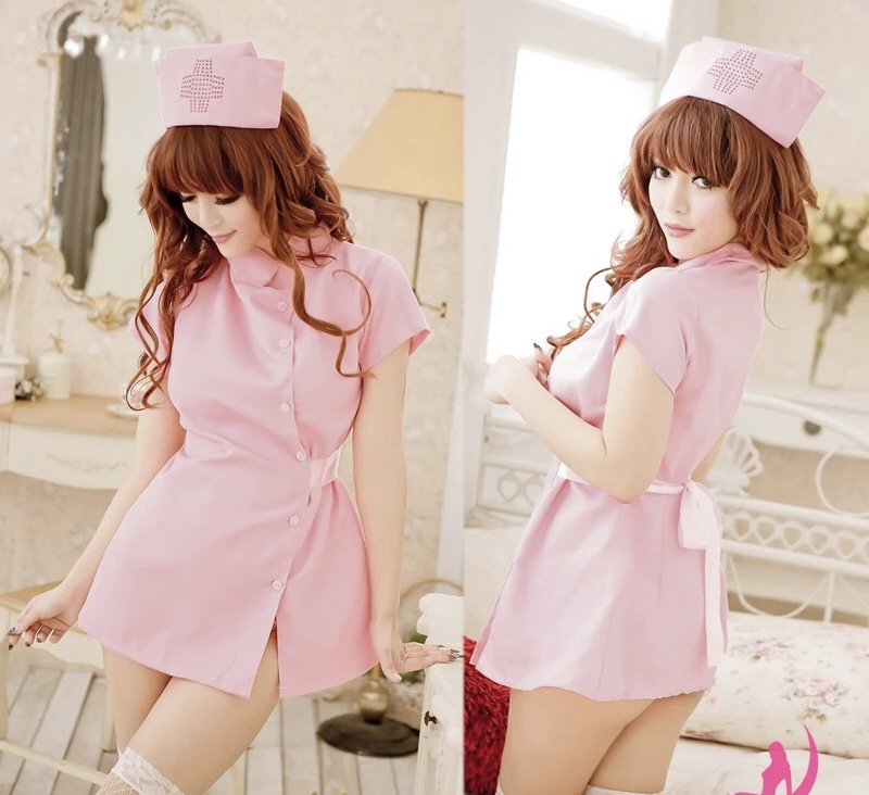 Luxury Wholesale Naughty Nurse Nightingale Costume Elegant Women Suit