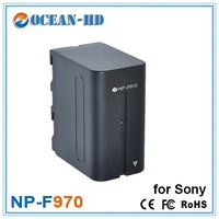 6600mAh Lithium Ion Camera Battery NP-F970 for Sony DSR-PD170 FDR-AX1