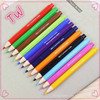 Colorful ink pen in stock ,custom printed pencil style plastic 60pcs stationery sets item promotional gel pens wholesale