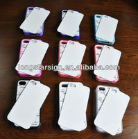 Pure white sublimation aluminum sheet for phone case