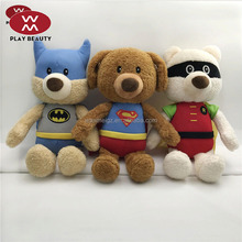 Newest Arrival Cartoon Animal Plush toy Toy For Crane Machines Claw doll