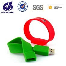 factory directly sales bulk bracelet usb flash drive 1gb 4gb 8gb