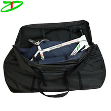 sport product bicycle carrier bag, bike transport bag