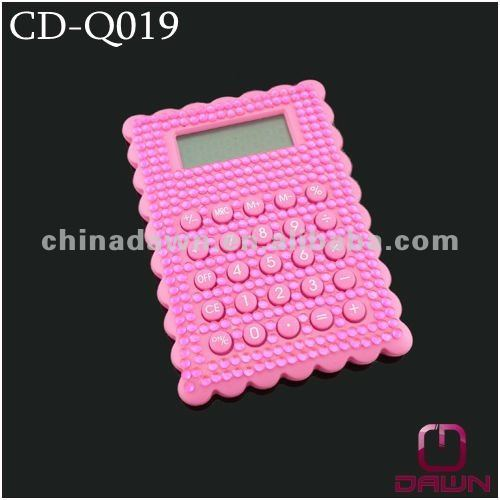 Pink diamonds calculator for promotion CD-Q019
