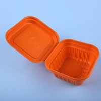 free sample disposable transparent plastic fruit container