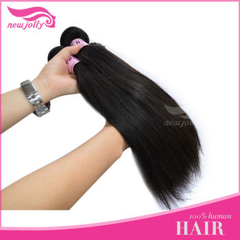Fashion style virgin peruvian hair cheap in china peruvian virgin hair straight 3 pcs