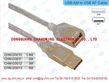 HIGH SPEED USB AM/AF 2.0 ,USB extension CABLE