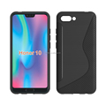 NS line design mobile phone cover For Huawei honor 10 tpu case