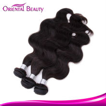 Unprocessed hair brilliant made in india products 100% human hair tangle free