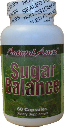 Herbal Medicine for Diabetes (SugarBalance)