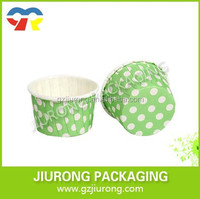 paper cup cake cases made in china