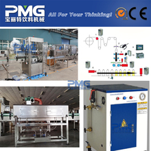 PMG Top Quality Automatic PVC Shrink Sleeve Wrapping Machine for Mineral Water Bottle