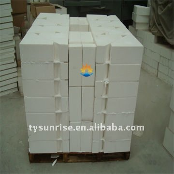 for lining of high temperature furnace fireproof brick alumina bubble brick