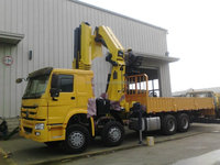 Sinotruk 30 ton Crane Truck for Southeast Asia