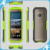 Waterproof pc+silicon case for HTC m7/m8/m9