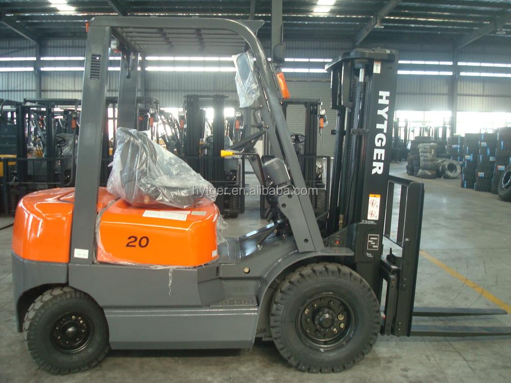 Fork Lift Hydrostatic Transmission : Ton diesel hydraulic transmission forklift truck price