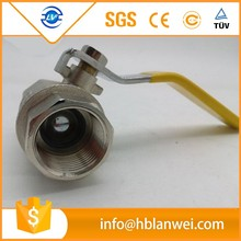 alibaba hot sale ball valves weight with BSP for water