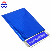 Self Seal Colorful Metallic Aluminum Foil Bubble Envelope