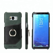 PU Leather Mobile Phone Case For Samsung S8 Plus