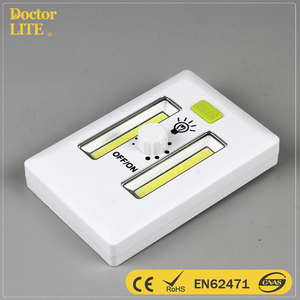 Ultra Bright Cordless Light, COB LED Switch Light with Dimmer and Timer Switch for Indoor Bedroom