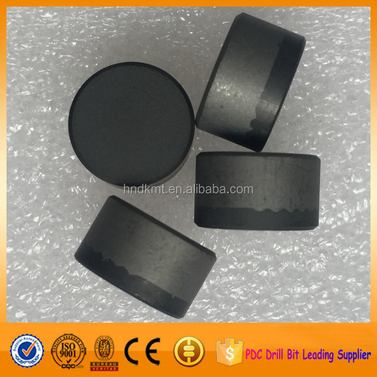 Super quality PDC cutting inserts used in oil and gas exploration,1308 PDC cutter or pcd blanks