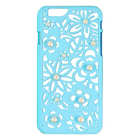 Hollow-out hard cover case for iphone6/6S with beautiful color