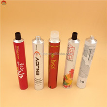 russian hair dye aluminum tube