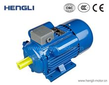 YC Series cast iron single phase AC Motor